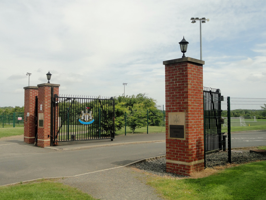 Newcastle Darsely Park Football Training Grounds